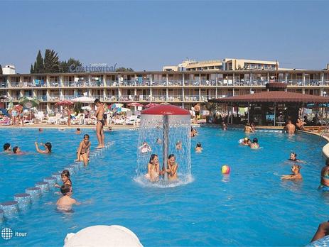 Отели солнечного берега болгарии фото