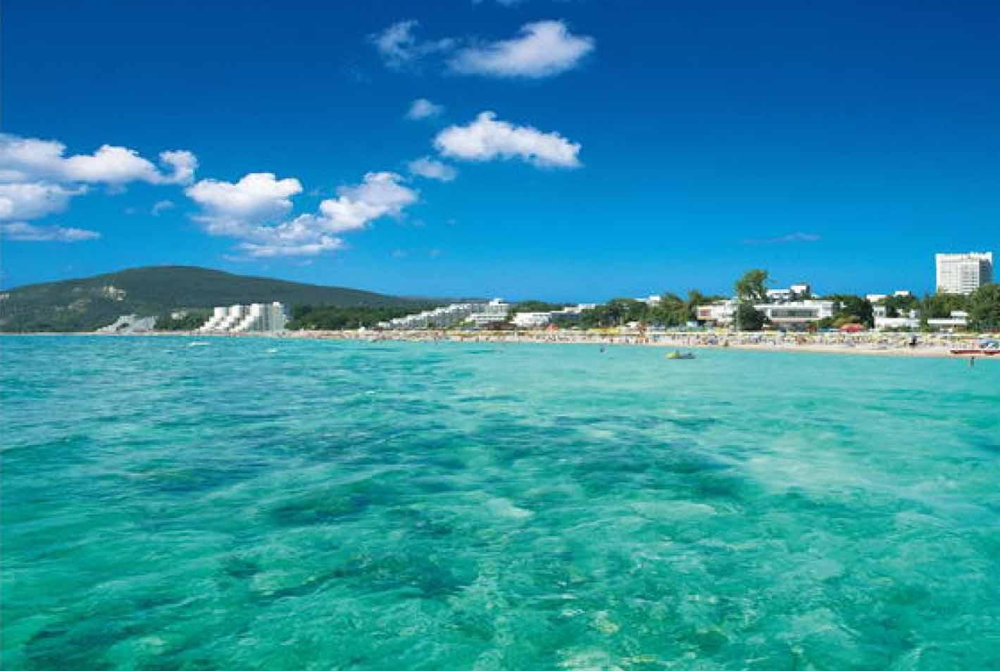 Фото моря и пляжа 4 фотография