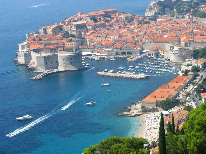 Климат хорватии фото