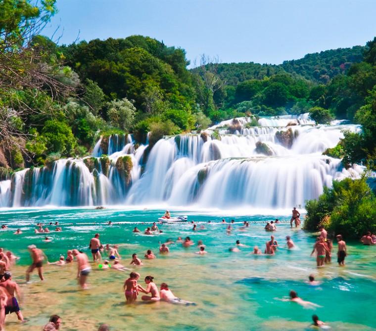 Хорватия отдых в термальные источники истрия